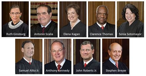 members supreme court supreme court of justice usa 2015 headshots 171 twistedsifter