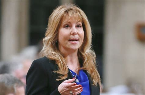 conservative front bench no holds barred dianne watts settles in on tory front bench