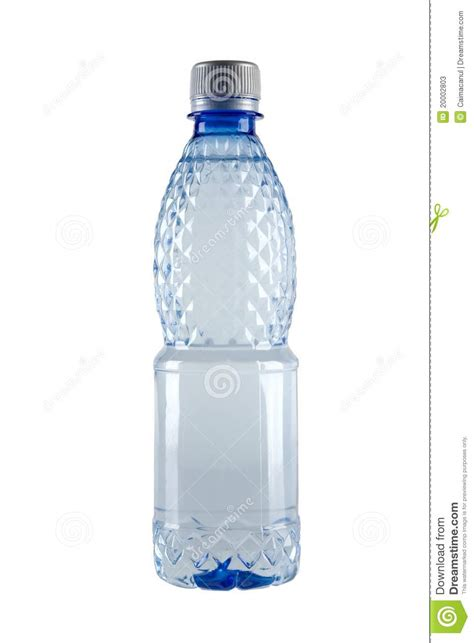 small bottle of water stock photos image 20002803