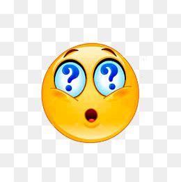 question mark face png vectors psd  clipart