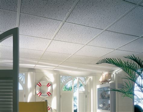 Armstrong Suspended Ceilings by Textured Contractor Series Textured Paintable 2 X 2 Panel 949 By Armstrong