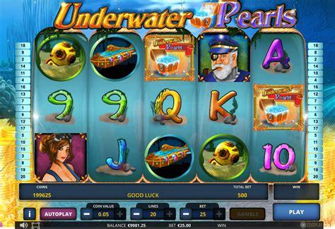 underwater pearls slot machine  zeus play casino