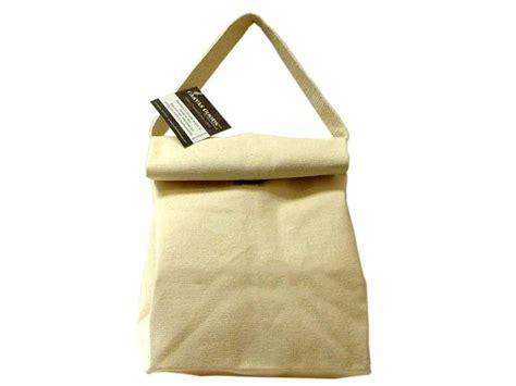 Canvas Lunch Bag richards blank canvas lunch bag ebay