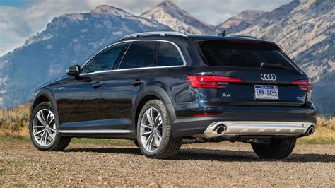 Audi A4 Offroad by 2017 Audi A4 Allroad Overview
