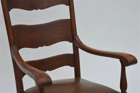 most comfortable rocking chair comfortable arts and crafts carved oak rocking chair at
