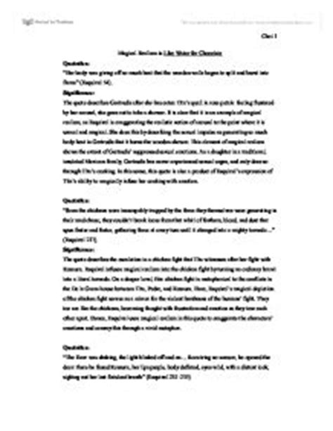 Like Water For Chocolate Essay by Circular Motion Lab Conclusion Essay Essay For You
