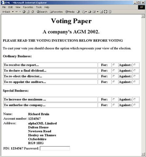 voting form template create a ballot form pictures to pin on pinsdaddy