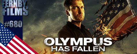 olympus has fallen film rating movie review olympus has fallen fernby films