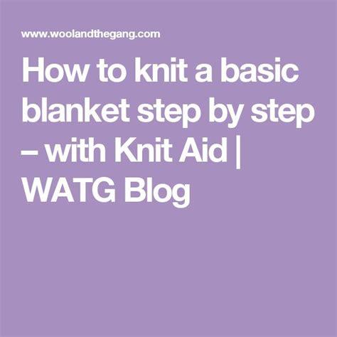 how to knit a blanket step by step for beginners 25 beste idee 235 n arm breien dekens op met