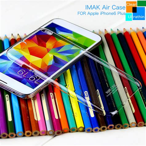 Ultra Thin For Iphone 6 Plus Transparent 1 imak 1 ultra thin for iphone 6 plus