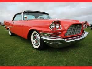 Chrysler 300c 1957 1957 Chrysler 300c The Beautiful Brute Notoriousluxury