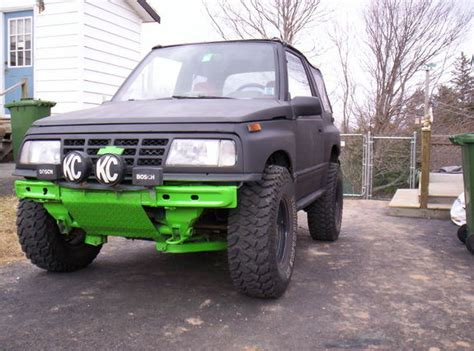 chevy tracker 1995 offtheroad rob 1995 chevrolet tracker specs photos