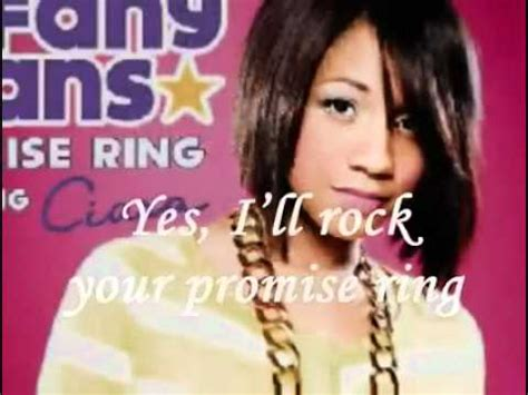promise ring feat ciara with lyrics