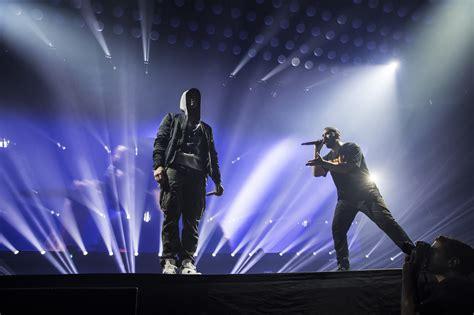 drake eminem rap feud between drake and eminem shut down by joint