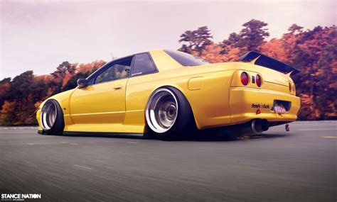 widebody jdm cars hellaflush r32 jdm cars pinterest slammed