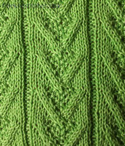 twisted knit stitch knitting stitches with pictures v twisted knit stitch