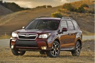 Six Subaru 2014 Subaru Forester Xt Six Month Road Test What S New