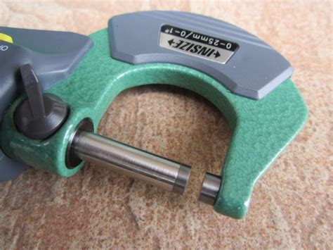Insize Micrometer 0 25 insize 0 25mm 0 1 quot digital outside end 3 14 2018 11 15 pm