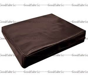 replacement leather cushion covers quotes