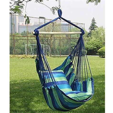Swing Hammock by Hammock Hanging Rope Chair Porch Swing Seat Patio Cing
