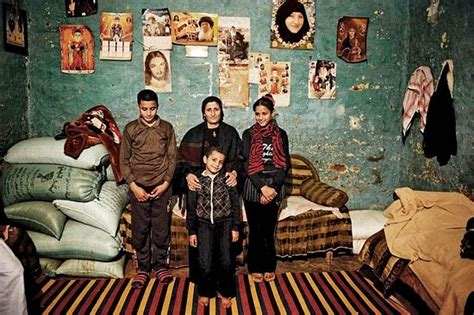 The New Exodus Christians Flee Isis In The Middle East