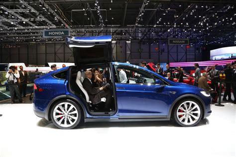 Prix Tesla Model X prix tesla model x des tarifs fran 231 ais 224 partir de 87