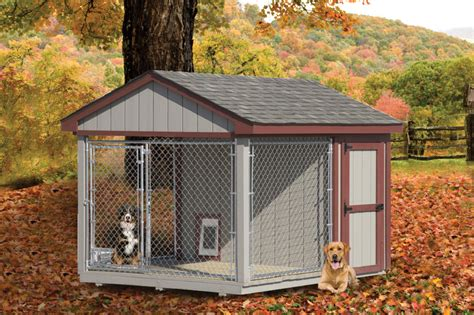 how do you kennel a how to build wood kennels