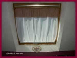 fabriquer un rideau pour velux