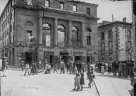 fotos antiguas vitoria archivo municipal 12 de agosto de 1914 el d 237 a que se incendi 243 el anterior