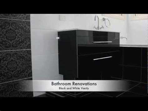 bathroom ideas brisbane bathroom renovations brisbane black and white bathroom