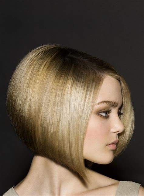 would a diagonal bob look good on a heart shaped face popular angled hairstyles for women 2018