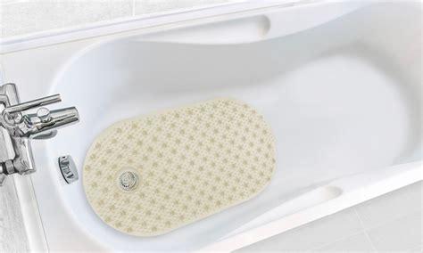 hair catcher for bathtub hair catcher bath tub mat groupon goods