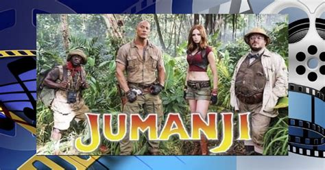 jumanji film review movie review jumanji welcome to the jungle recent