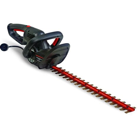 home depot paint trimmer remington rm5124th 24 in 5 electric hedge trimmer
