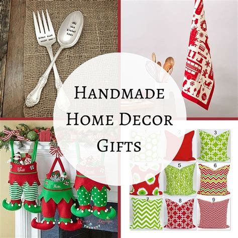 personalized handmade christmas gift guide holiday