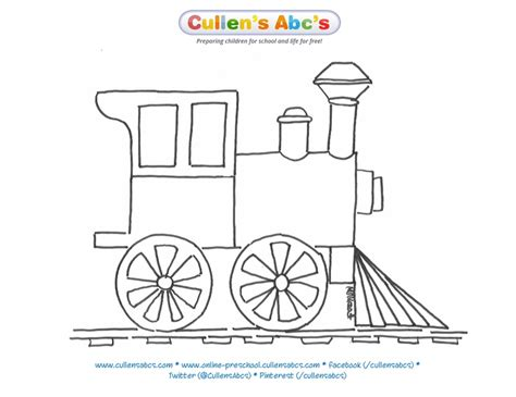 coloring page of train conductor train coloring sheet the polar express cullen s abc s