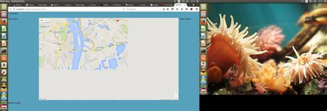 primefaces layout javascript javascript how to force gmap inside center layout of