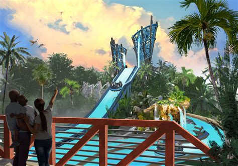 SeaWorld Orlando is building the 'world's tallest river