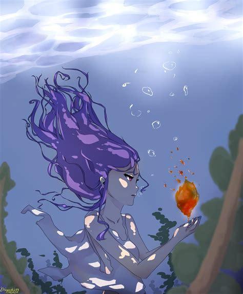 anime underwater underwater anime drawing by miisa 011 on deviantart