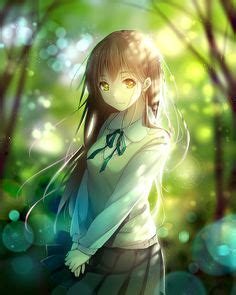 Anime With Light Brown Hair by Anime Chibi On Anime Anime And Chibi