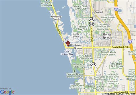 bonita springs florida map map of resortquest bonita and tennis club bonita