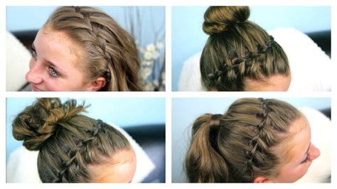 Cool Hairstyles For School Easy by Hairstyles For School Easy Medium Hair Styles