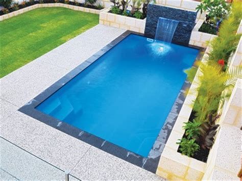 fliese 3m x 1m our fibreglass swimming pools in perth sapphire pools