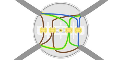 4 way junction box wiring diagram 33 wiring diagram