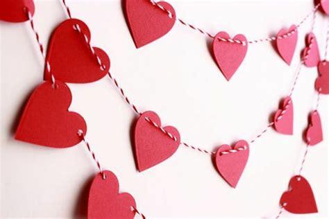 valentinstag deko basteln valentinstag ideen alles f 252 r den tag der verliebten
