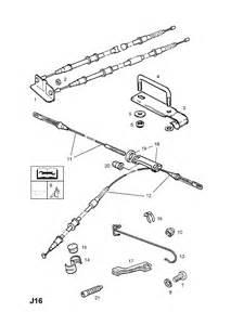 Vauxhall Corsa Handbrake Cable Pi 232 Ces De Quot Freins Quot Mod 232 Le Opel Corsa B Tigra A