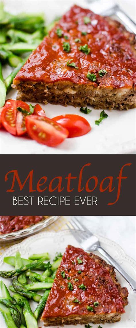 meatloaf recipe best best meatloaf recipe