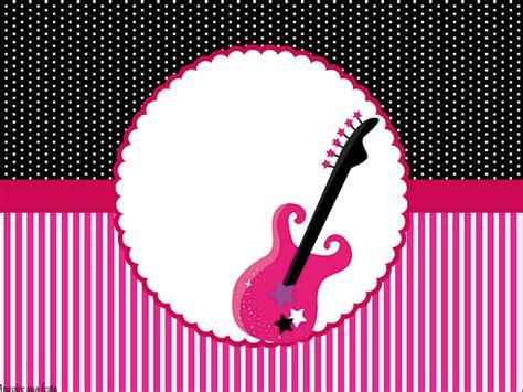 imagenes de fiestas rockeras rock star artes personalizadas gratuitas inspire sua