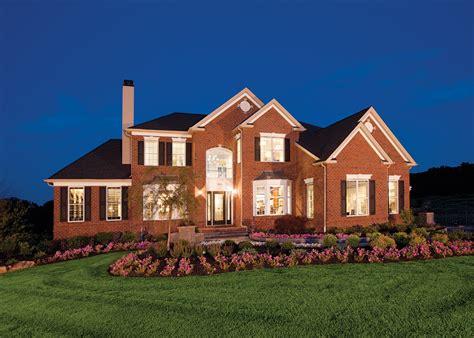 Custom Floor Plan new homes in bethlehem pa new construction homes toll