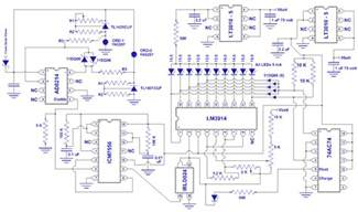 solar charge controller circuit diagram simple mppt solar panel charge controllers